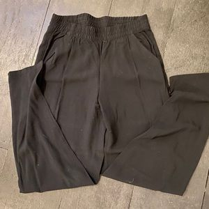 ⭐️BOGO50 ⭐️ Black Loose Pull-On Trousers